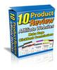 10 Premium Affiliate Review Sites w/MRR