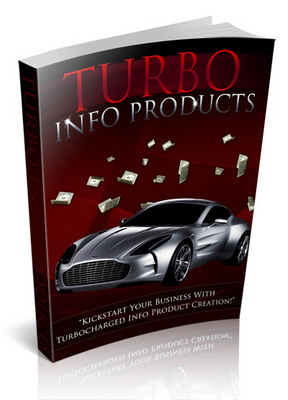 Product picture Super Quick Ebook Publishing - Turbo Info Products -