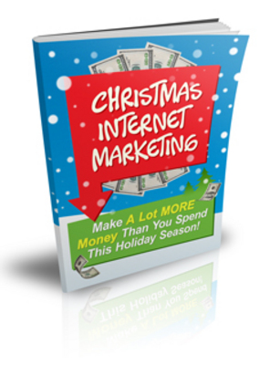 Product picture Christmas Internet Marketing w/MRR