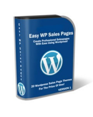 Product picture Wordpress Sales Pages  - Killer SEO Optimized Themes