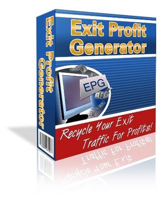 Product picture Exit Popup Script - Exit Profit Generator w/MRR